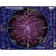 Puzzel Sterrenbeelden van het noordelijk halfrond | Larsen