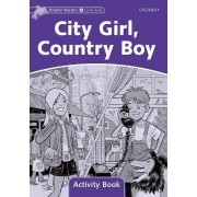 Dolphin Readers Level 4: City Girl, Country Boy Activity Book by Craig Wright