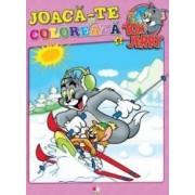 Joaca-te si coloreaza 6. Tom si Jerry