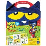 Educational Insights Hot Dots Jr. Pete the Cat Kindergarten Rocks! Set
