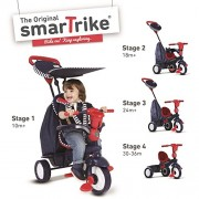 Triciclo Smart Trike Spirit Star 4In1 Orf6752502