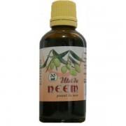 Ulei de neem presat la rece, 50ml, Herbavit