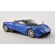Pagani Huayra, met.-blue/black , Modellauto, Ready-made, Motormax 1:18