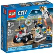 LEGO® City Set pentru începători: Baza spaţială 60077
