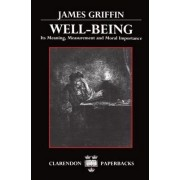 Well-Being by James Griffin