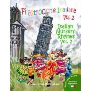 Filastrocche Italiane Volume 2 - Italian Nursery Rhymes Volume 2 by Claudia Cerulli