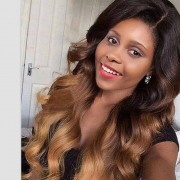 rosegal Long Side Parting Fluffy Loose Wave Colomix Synthetic Wig