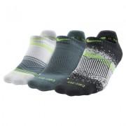 Nike Graphic Tab No-Show Socks (3 Pair)