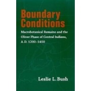 Boundary Conditions by Leslie Bush