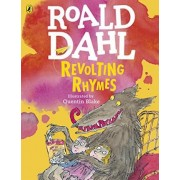 Revolting Rhymes (Colour Edition) by Roald Dahl