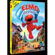 The Adventures of Elmo in Grouchland - Aventurile lui Elmo in Grouchland (DVD)