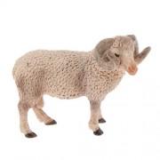 Generic Kids Story Telling Animal Figure Showcase Display Model Educational Toy - Male Sheep
