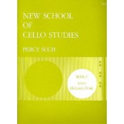 Stainer and Bell New School of Cello Studies Book 2, Percy Such