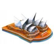 Sydney Opera House 3D Puzzle 34 Pieces
