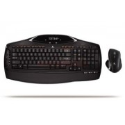 Kit Tastatura Logitech si Mouse Cordless Desktop MX 5500 Revolution
