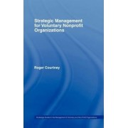 Strategic Management for Nonprofit Organizations by Roger Courtney