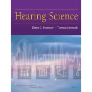 Hearing Science by Diana C. Emanuel