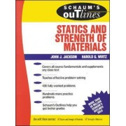 Schaum's Outline of Statics and Strength of Materials by John H. Jackson