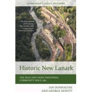Historic New Lanark by Ian Donnachie