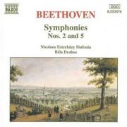 L Van Beethoven - Symphonies Nos. 2 & 5 (0730099447621) (1 CD)
