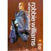 Robbie Williams - Where Egos Dare (0724349243095) (1 DVD)