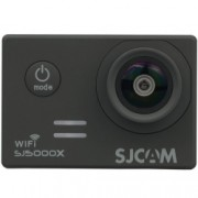 SJCAM SJ5000X Elite - Camera video sport, 4K, 12.4MP, Wi-Fi, Negru