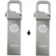 HP V250W 32 GB Pen Drive(Silver)