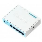 MIKROTIK ROUTER BOARD RB750GR3 880MHZ 256MB 5 PUERTOS GIGABIT L4 - Inside-Pc