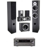 Sistem Home-Theater Akai 5.1 AS008RA-6100/SS014A-265