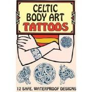 Celtic Body Art Tattoos by Anna Pomaska