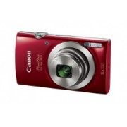 Cámara Digital Canon PowerShot ELPH 180, 20MP, Zoom óptico, Rojo/Plata