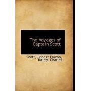 The Voyages of Captain Scott by Scott Robert Falcon