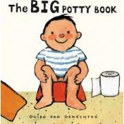 The Big Potty Book by Guido van Genechten