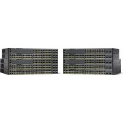 Switch Cisco Catalyst 2960X-48FPD-L PoE 48 ports + 2 x SFP LAN B