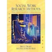 Social Work Research Methods by Brett Drake