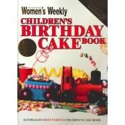 Children's Birthday Cake Book - Vintage Edition by Pamela Clark