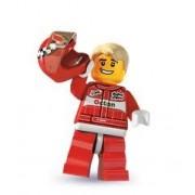 Lego Minifigures Serie 3 - Race Car Driver