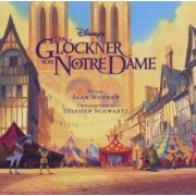 Various Artists - The Hunchback Of Notre Dame (German Version) (0094637191323) (1 CD)