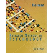Research Methods in Psychology by Gary W. Heiman