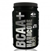 BCAA + Hardcore 4:1:1 - 300 Comprimidos - 4 Plus Nutrition