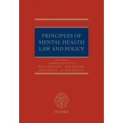 Principles of Mental Health Law and Policy by Lawrence O. Gostin