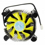 K25 Compact CPU Cooler Fan for Mini-ITX / Micro-ATX Chassis Core 2 Duo