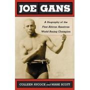 Joe Gans by Colleen Aycock