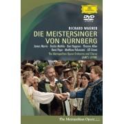 James Marris-Karita Mattila-Ben Harper-Thomas Allen-Metropolitan Opera Orchestra-James Levine - Richard Wagner:Die Meistersinger von Nurnberg (2DVD)