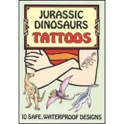 Jurassic Dinosaurs Tattoos by Ruth Soffer