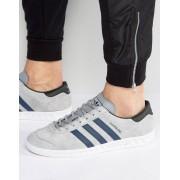 Adidas Серые кроссовки adidas Originals Hamburg BB5298 - Серый