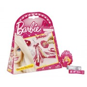 Totum - BJ509016 - Kit Hobby Creativo - Barbie - Glam It Up Bag Hanger