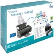 Scanner Portátil IRISCan Pro 3 Cloud | USB | 600dpi | Duplex Scanner | Multifuncional & Portátil 9462