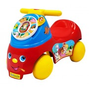 Fisher Price 8374 - FP LP Mare and Say Ride-On, bambino veicolo