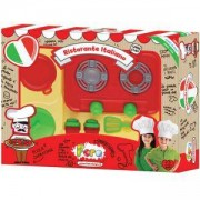 Детски комплект за готвене - Ristorante italiano - Faro, 165083